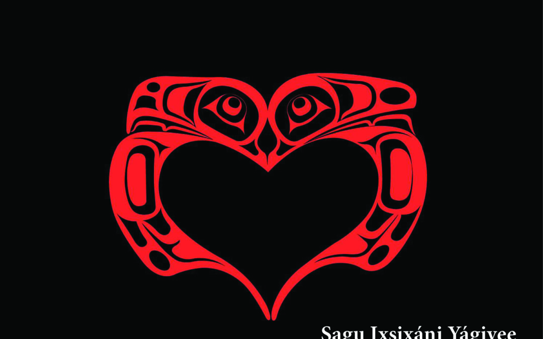 A Native American Love Story;  by T.J. Young,  aka Sgwaayaans