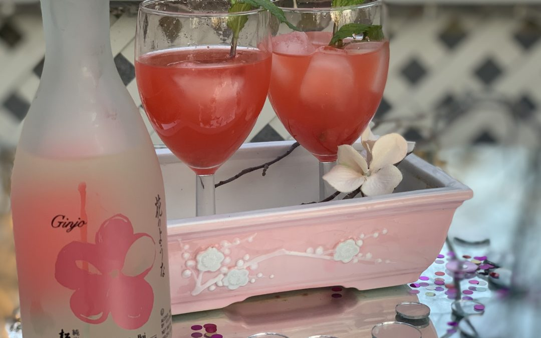 It's Cherry Blossom ~Cocktail Time