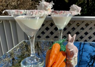 A Cottontail Martini~ Just in Time for Your Wildest Bunny Dreams