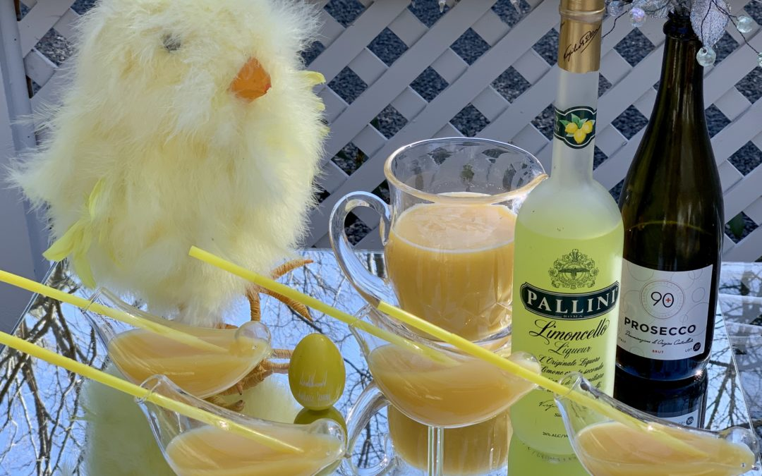 Wildest Dreams, Cocktail~ing, Spring Chick Style!