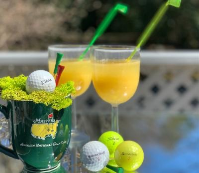 If Your Wildest Dreams Take You to the Masters,,,Bring a Peach Bellini