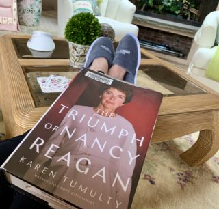 """""""The Triumph of Nancy Reagan"""" by WaPo's Karen Tumulty is a Chronicle of Contempt."""