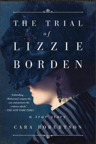 Lizzie Borden is Back. Clutch Your Pearls Girls!